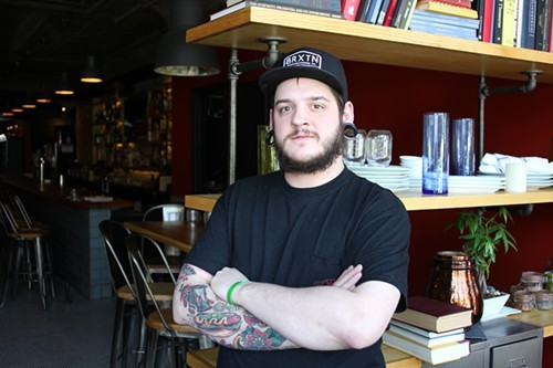 Kevin McMullen at The Brixton.