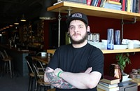 Lifting the curse: Chef Kevin McMullen at the Brixton