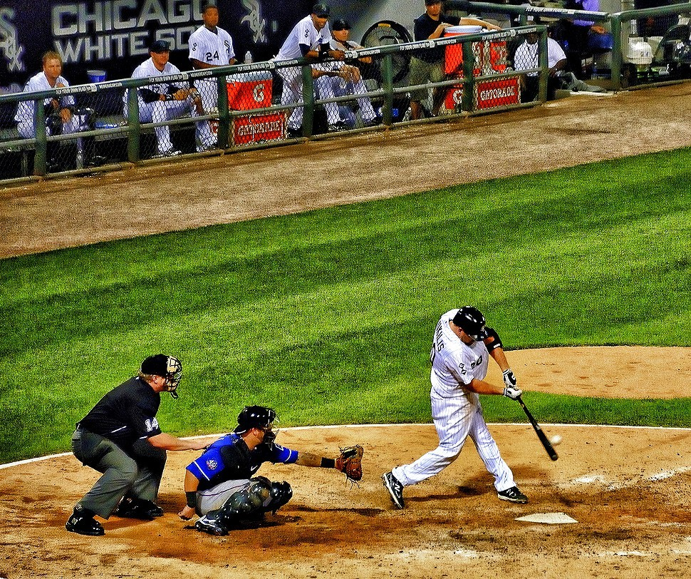 Kevin Youkilis wins the game for the White Sox on July 4.