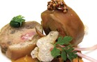 Key Ingredient: Jenner Tomaska makes a pigs' foot roll