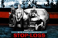 Kimberly Peirce's Stop-Loss tonight at Doc Films