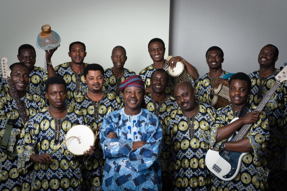 King Sunny Ade & His African Beats