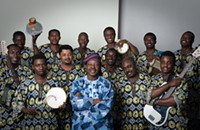 Car Crash Forces King Sunny Ade to Cancel Chicago Shows