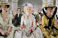 A Fascination with 18th Century Fashion