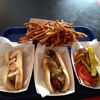 Is Hot 'G' Dog a worthy successor to Hot Doug's?