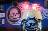 Beer and Metal: Bourbon Barrel Aged La Petite Mort by Central Waters and Local Option