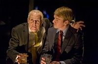 Soft-focused and ham-fisted: <i>Reader</i> critics' new performing arts reviews