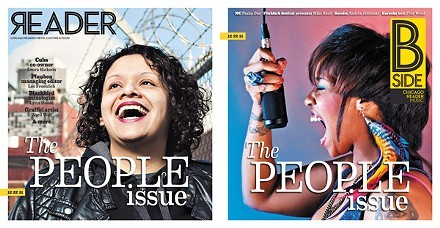 Last years People Issue covers