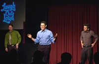 Laugh Out Loud Theater opens tonight