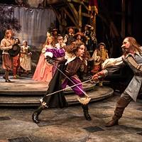 Led by the nose in <i>Cyrano de Bergerac</i>