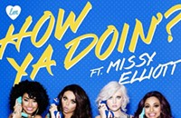 "Little Mix continues the 90s-female-R&B revival with ""How Ya Doin'?"""