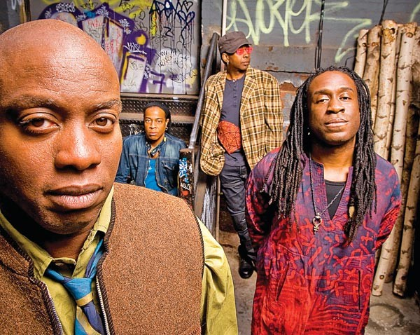 Living Colour - BILL BERNSTEIN