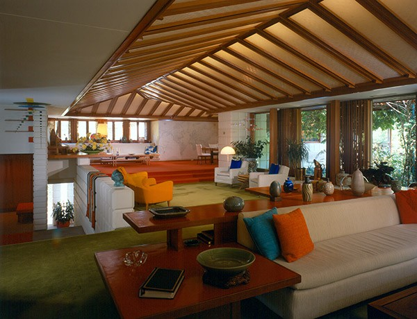 Content on Mid Century Modern House Plans