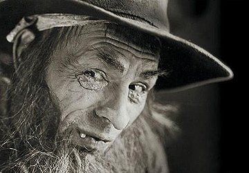 Lon Chaney as Fagin in Oliver Twist