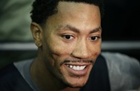 Good for Derrick Rose