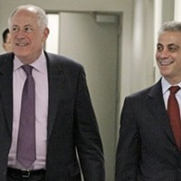 Looks like Governor Quinn will have to save us from Mayor Rahm—again!