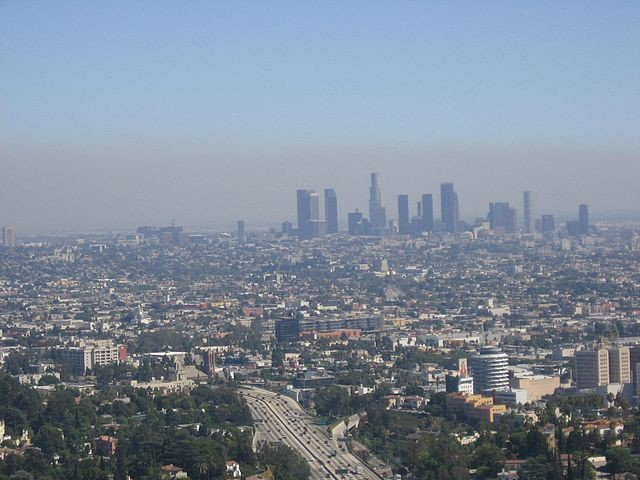 Los Angeles: Waving goodbye to smog?