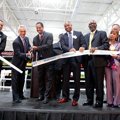 Lots of politicking and taxpayer subsidies led up to the ribbon-cutting for the new Walmart in Pullman.