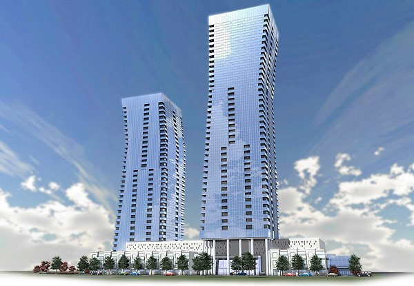 Lucien Lagrange's future X/O Condominiums