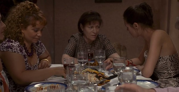 Luminita Gheorghiu (center) in I'm an Old Communist Hag
