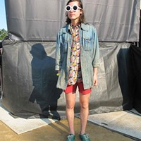 Street View 206: Pitchfork Friday fashion