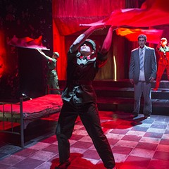 M. Butterfly is a drag all-around