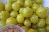 One Bite: ma-yom, aka star gooseberries