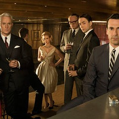 Mad Men, Mad World looks at the 60s through smoke-colored glasses