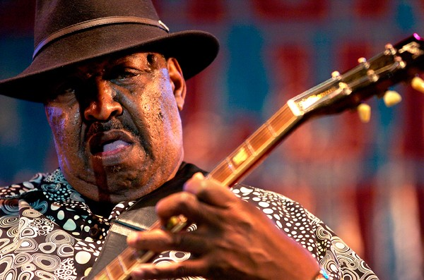 Magic Slim - COURTESY OF THE CITY OF CHICAGO
