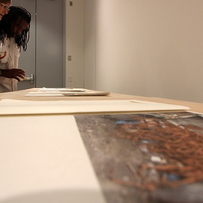 Majeed, Mooses, Myrie at Logan Center Gallery