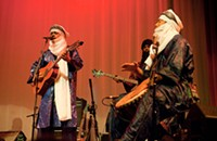Photo Pit: Tinariwen