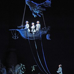 Mama's a monster: The Magic Flute is back