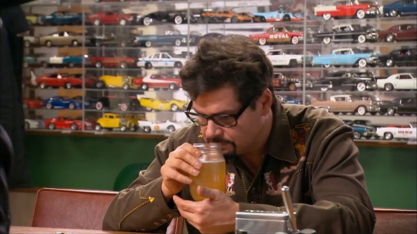 Mancow considers: Urine or moonshine?
