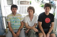 12 O'Clock Track: concise, stormy postpunk from the Martha's Vineyard Ferries