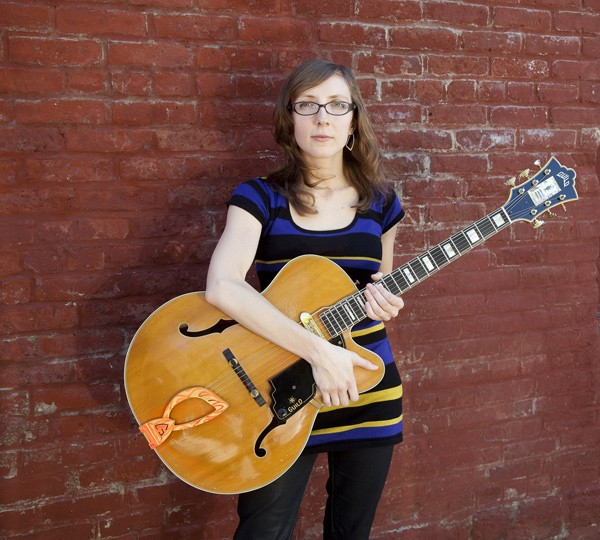 Mary Halvorson - AMANI WILLETT