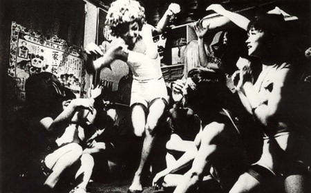 Matsumoto Toshios Funeral Parade of Roses (1969) screens this Tuesday.