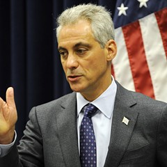 Mayor Emanuel: Happy holidays! Now pass my freaking privatization deal.