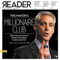 Mayor Emanuel is transparent about plans to keep his meeting schedule secret
