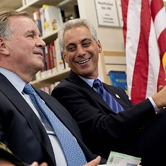 Mayor Rahm could learn a lesson from former Mayor Daley.