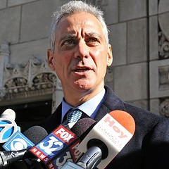 Mayor Rahm Emanuel just wants you to know the facts, with maybe a few near and almost facts thrown in.
