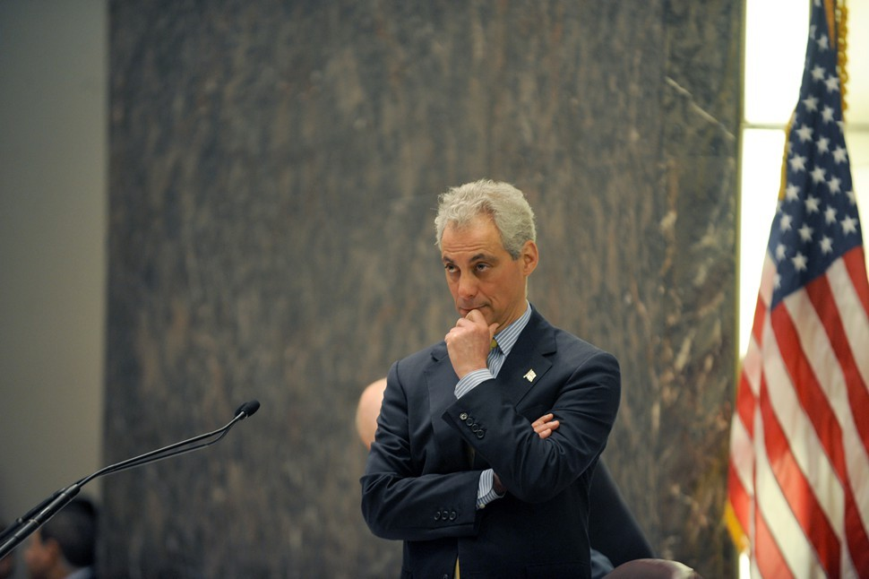 Mayor Rahm Emanuel pushed his new parking meter agreement through the City Council