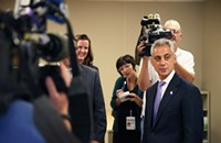 Mayor Rahm takes a TIF poll!