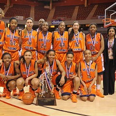 Mayor Rahm invited Whitney Young's state-champion boys basketball team to be honored at City Hall. Why not Young's girls basketball champs?