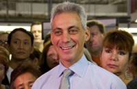 Mayor Rahm's bananas about the longer school day