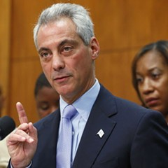 Mayor Rahm's pension plan socks it to geezers, jacks up your taxes, and increases the flow of slush to his TIFs.