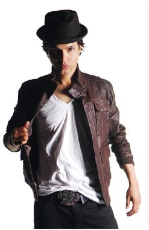 Mens leather jacket by Atypykal, now at Fix Boutique