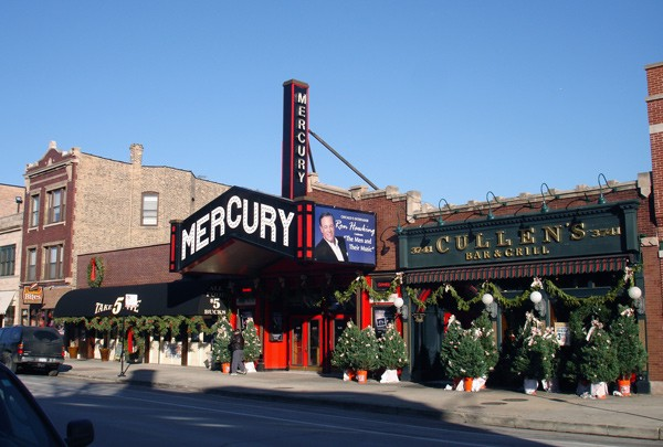 Mercury Theater in late 2007