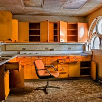 The trespasses of Chicago's urban explorers Michael Reese Hospital, Chicago Eric Holubow