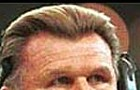Mike Ditka takes the hypocritic oath