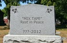"""Mix tape"" no more"